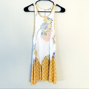 Free People Someone Like You Trapeze Slip Dress